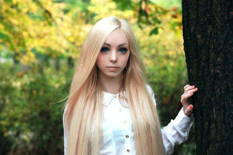 Ukraine Produces Real-Life Barbie Dolls – Meet Alina Kovaleskaya | The Most Interesting Topics | Scoop.it
