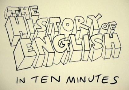 The History of English in Ten Minutes - OpenLearn - Open University | Educational technology | Scoop.it