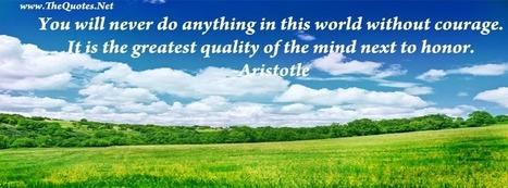 Aristotle Quotes | TheQuotes.Net - Motivational Quotes | Quotes | Scoop.it