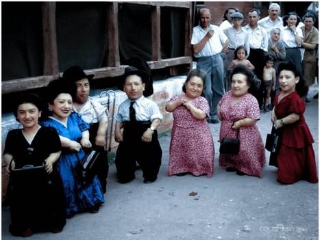 El diablo salvó a una familia de enanos en Auschwitz - Historias de la Historia | Enlaces - clases europeas | Scoop.it