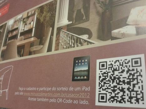 #qrcode de um dos expositores da #CasaCor2012. | QRCoded | Scoop.it