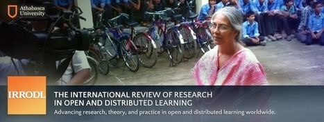 Identifying Tensions in the Use of Open Licenses in OER Repositories | Amiel | The International Review of Research in Open and Distributed Learning | Corridor of learning | Scoop.it