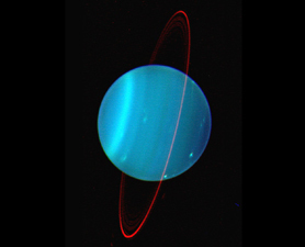 Double-Whammy Knocked Uranus to Its Side : Discovery News | Planets, Stars, rockets and Space | Scoop.it