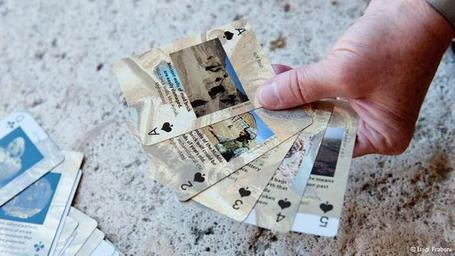 Archeologist saves cultural treasures with cards | Art & Architecture | DW.DE | 27.08.2012 | Archaeology News | Scoop.it