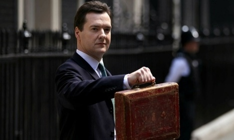 George Osborne needlessly shrank 5 per cent off GDP with 2010 cuts, says think tank | ESRC press coverage | Scoop.it