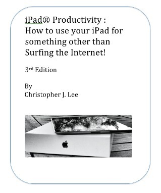 All new iPad Productivity eBook! | tableproductive | iPads, MakerEd and More  in Education | Scoop.it