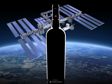 ISS Plans to Grow Wine Grapes in Outer Space | (Published 1st April...) | The pick of the best wine stories from social media and across the 'net | Scoop.it