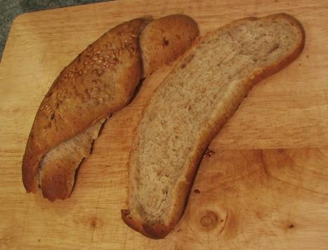 Jimbo's Homemade: Fresh homemade sesame rolls | Etc. | Scoop.it