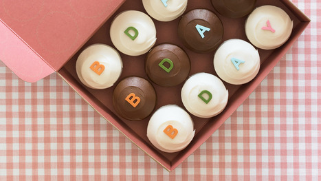 Oh. My. Sweet Genius: An ATM That Dispenses Cupcakes 24 Hours A Day | Tracking Transmedia | Scoop.it