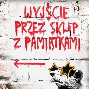 Banksy śmieje się ze sztuki i z siebie | FILMYY | Scoop.it