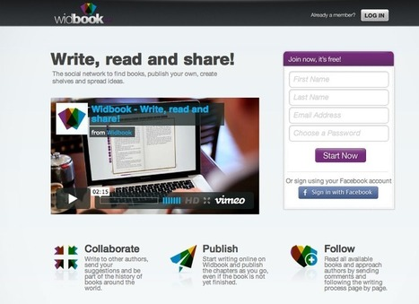 Widbook: Multimedia Authoring Tool (Free)/ Creare libri multimediali (gratis) | AulaMagazine Scuola e Tecnologie Didattiche | Scoop.it