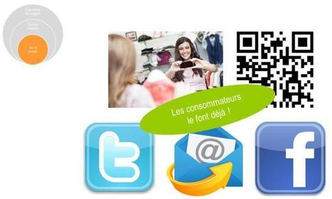 Le mobile, le meilleur allié du magasin - Mon Client Digital | marketing mobile | Scoop.it