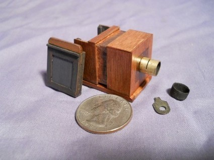 World's Smallest Wet Plate Camera | DIYPhotography.net | wet plate collodion | Scoop.it