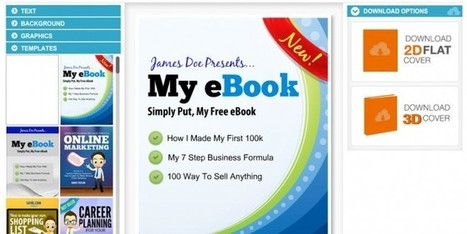 Best free online graphics editors for making your own book cover designs | Litteris | Scoop.it