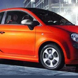 Fiat 500e is the First EV with a Bosch Battery Pack Fitted | All about batteries | Scoop.it