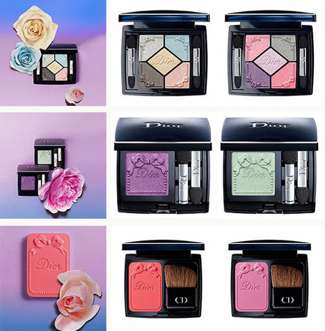 First Look At Dior Spring 2014 Makeup Collection | beauty | Scoop.it