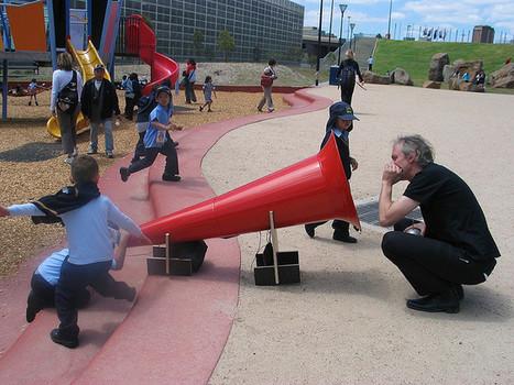 Hearsay - A Child's Ear | DESARTSONNANTS - CRÉATION SONORE ET ENVIRONNEMENT - ENVIRONMENTAL SOUND ART - PAYSAGES ET ECOLOGIE SONORE | Scoop.it
