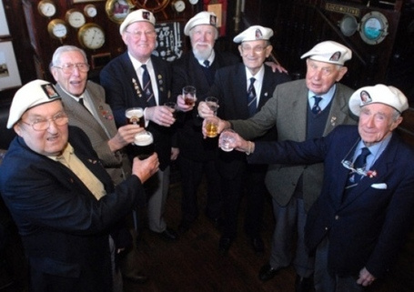 Medal's in the post for convoy veteran - Shields Gazette | The Navy Campaign Daily | Scoop.it