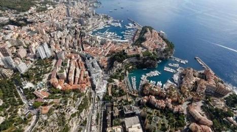 Monaco: La principauté va s'étendre de 6 hectares sur la mer | Planete DDurable | Scoop.it