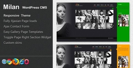 Milan - Beauty WordPress CMS Theme   Medical wordpress themes   Scoop.it