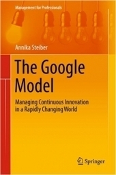 How Google Manages Continuous Innovation in a Rapidly Changing World - Business 2 Community | Business Model, Leadership, entrepreneurship, innovation | Scoop.it