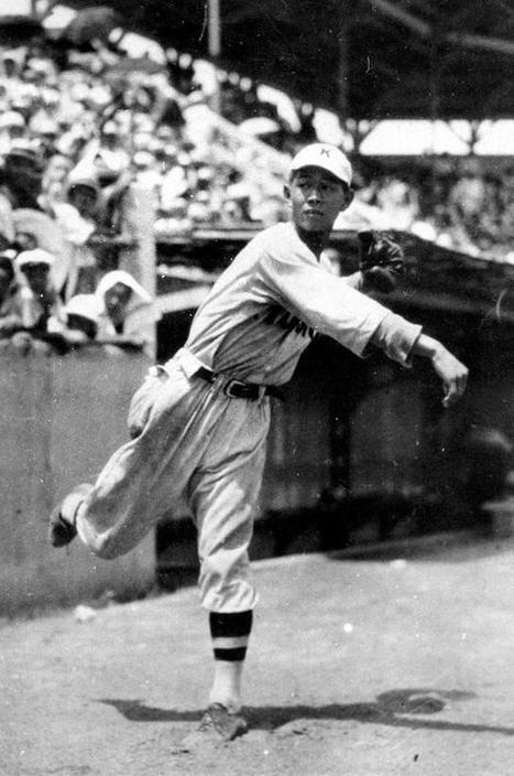 The day a Japanese high schooler struck out Ruth, Gehrig and Foxx in succession | Ken's Odds & Ends | Scoop.it