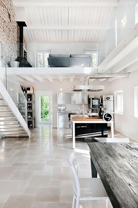 10 intérieurs à l'architecture hors du commun !   Decoration   Scoop.it
