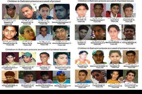 #AlKhalifa in #Bahrain imprison children!  ....  MONSTERS! | Human Rights and the Will to be free | Scoop.it