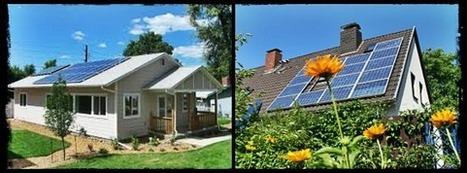 Renewable Energy: Making Homes Energy-Efficient | SolarBright | Scoop.it