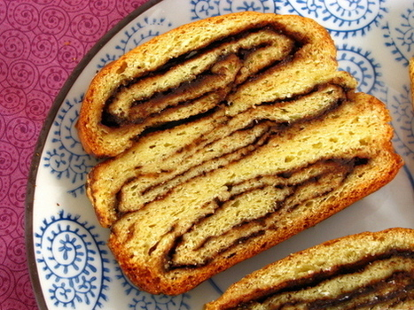 Gluten Free Chocolate & Cinnamon Babka Bread. | All Gluten Free All the Time | Scoop.it