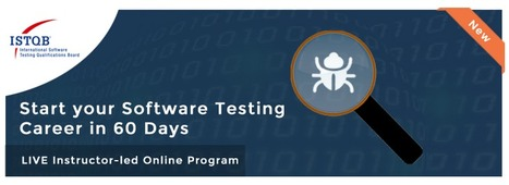 ISTQB Training - A Value-Addition To Your Testing Career | Software Training | Scoop.it