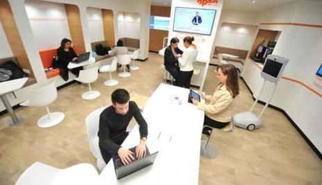 A l'aéroport, un espace business connecté | Compagnie aérienne - Partenaire - Aéroport | Scoop.it