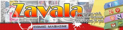 Welcome Zavala | Zavala Comic Magazine | Scoop.it