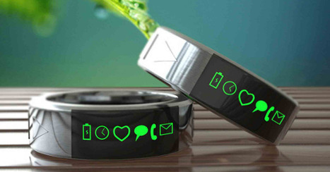 Smarty Ring Sends Smartphone Updates to Your Finger [VIDEO] | Transformations in Business & Law | Scoop.it