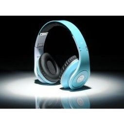 Monster Beats By Dr Dre Studio Headphone Pale Turquoise MB117   turquoise beats dr dre   Scoop.it