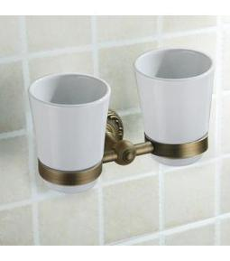 Wall Mounted Toothbrush Tumbler Holder F408 | LED Bathroom Faucet | Scoop.it