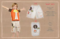 NWT,Boys Passport Shorts | Classic Range | Scoop.it