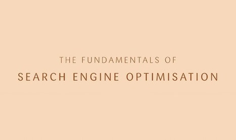 The Fundamentals of Search Engine Optimisation #infographic   ⭐️¿Como Gestionar sus Redes Sociales Ya?⭐️   Scoop.it