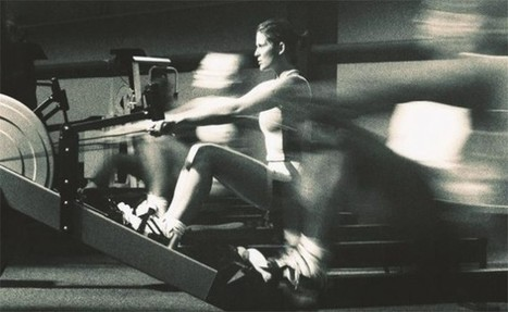 Did You Know Rowing Works 86 Percent of Your Muscles in 30 Minutes? | Indoor Rowing | Scoop.it