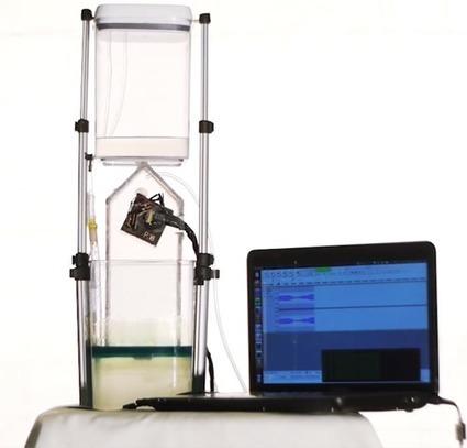 Peachy Printer : un concept original d'imprimante 3D à 100 $ | Imprimante3D | Scoop.it