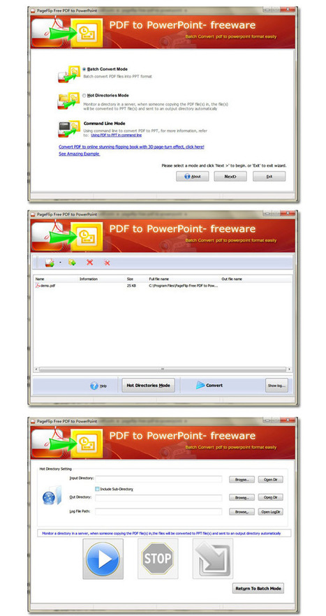 PageFlip Free PDF to PowerPoint | Time to Learn | Scoop.it