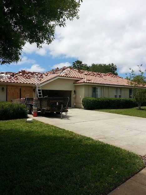Tile Roof Repair, Tile Re-Roofing By The Pros At Done Rite Roofing Inc | Roofing | Scoop.it
