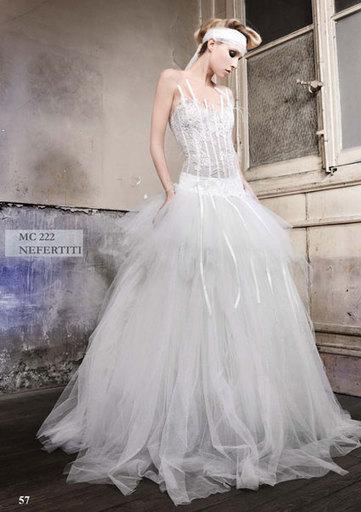 Robe de mariée Max Chaoul doccasion modèle NEFERTITI  Robes de ...