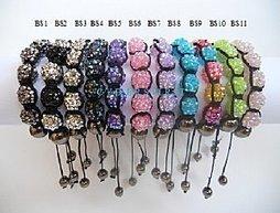 bracelet shamballa ! la mode n'a pas de prix | Choisis ta mode | Scoop.it