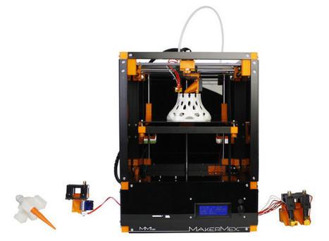 "Gartner : ""un demi-million d'imprimantes 3D vendues en 2016 ?"" | FabLab - DIY - 3D printing- Maker | Scoop.it"