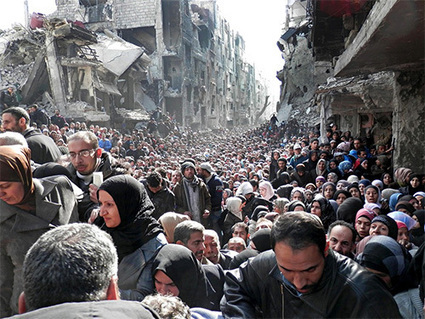 Syria: Vision of Mankind's Future? | Sustain Our Earth | Scoop.it