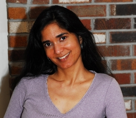 Padma Venkatraman   Author of the book   Climbing the Stairs   Scoop.it