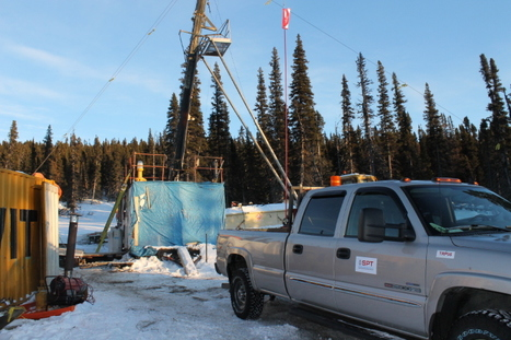 SPT at Vale - Voisey´s Bay Mine | Borehole Survey Tool | Scoop.it
