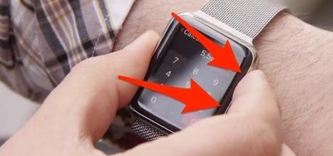 Cómo hacer una captura de pantalla en el Apple Watch | Mobile Technology | Scoop.it
