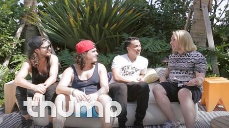 Laidback Luke & DVBBS: THUMP Miami Music Week - YouTube | fitness, health,news&music | Scoop.it